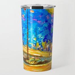 By The River Travel Mug