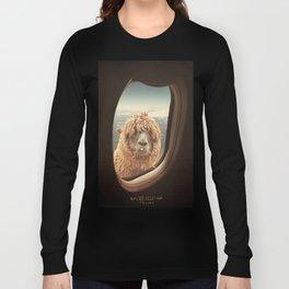 QUÈ PASA? NEVER STOP EXPLORING Long Sleeve T-shirt