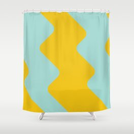 Electric Water Shower Curtain