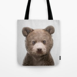 Baby Bear - Colorful Tote Bag