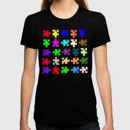 The Jigsaw  T-shirt