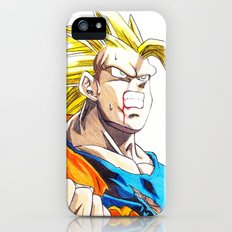 GOKU SSJ3 Slim Case iPhone (5, 5s)