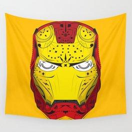 Sugary Iron Man Wall Tapestry