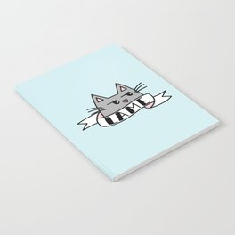 Unimpressed Notebook