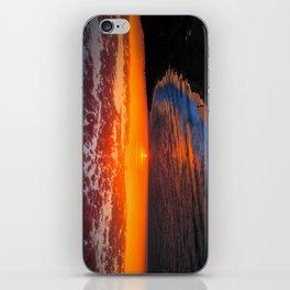 Sunset @ Crystal Cove iPhone Skin