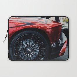 Sports Car Wheels Laptop Sleeve
