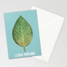 leaf-151 Stationery Cards