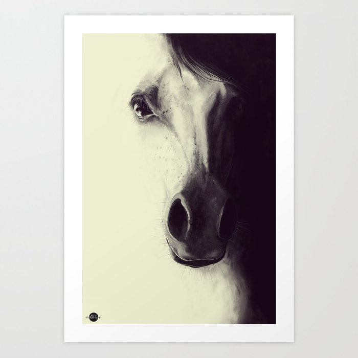 Come to me, my dream.. Art Print