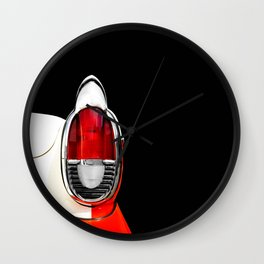 Mercury Montclair Tail Light Detail Wall Clock