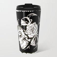 Dama De Los Muertos Travel Mug