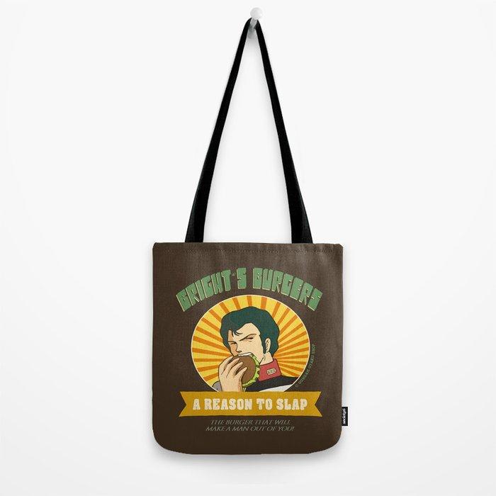 Bright's Burgers Tote Bag