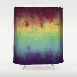 Pride freedom Shower Curtain