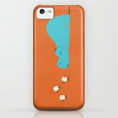 Hungry Hippo iPhone 5c Slim Case