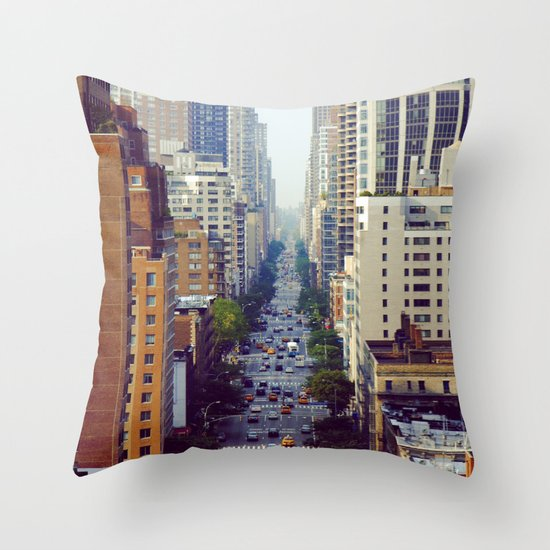 Which Starbucks? Throw Pillow