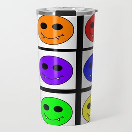 Popart Vampire  Travel Mug