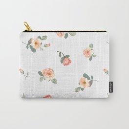 Easy, Breezy Floral Carry-All Pouch