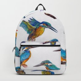 kingfishers. Backpack