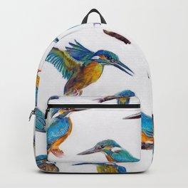 kingfishers. Backpack