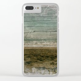 South of italy Clear iPhone Case