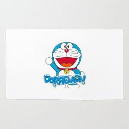 cute doraemon Rug