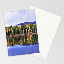 Inez Lake Montana Panorama Stationery Cards