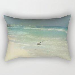 Carribean sea Rectangular Pillow