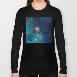 Stellar Jet in the Carina Nebula Long Sleeve T-shirt