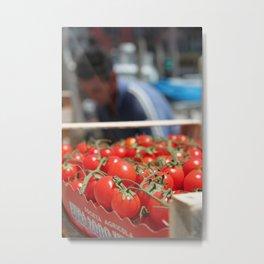 Tomatos of Venice Metal Print