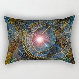 Wheels of Time Rectangular Pillow
