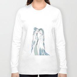 Gemini / 12 Signs of the Zodiac Long Sleeve T-shirt