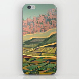 Growing Food iPhone Skin