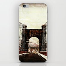 The End Of Suspension iPhone & iPod Skin