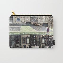 Paris - Restaurant Carry-All Pouch
