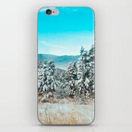 colorado blue iPhone Skin