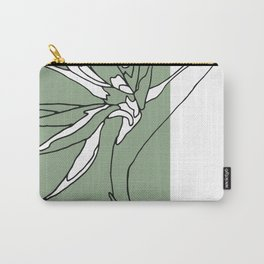 Touch of Heliconia Series #2 Carry-All Pouch