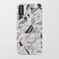 orca iPhone & iPod Cases featuring ORCA by Alex Rocha