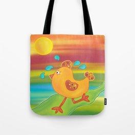 Chicken Run Tote Bag