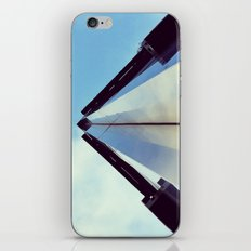 compression iPhone & iPod Skin