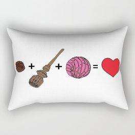 Amor Dulce Rectangular Pillow