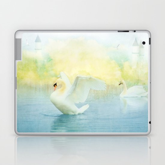 Mystical Dance Laptop & iPad Skin