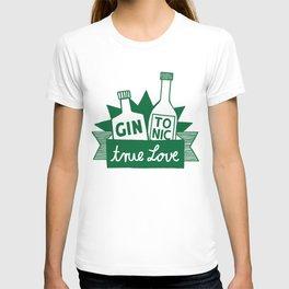Gin Tonic True Love T-shirt