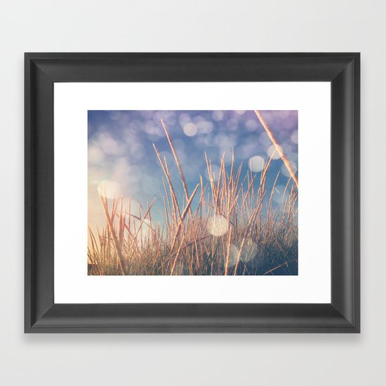 Prelude to Dusk Framed Art Print