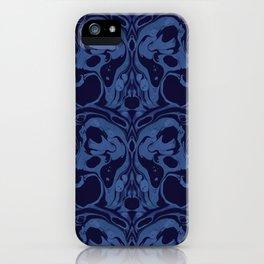 Creepy Marble iPhone Case