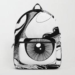 CRAZY CLOWN INK Backpack