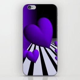 go violet -13- iPhone Skin