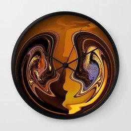 West Seattle Wall Clock