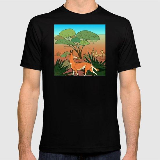 Ethiopian Wolf T-shirt