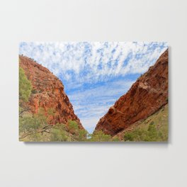 Vision of the Outback Metal Print