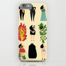 All of us live here Slim Case iPhone 6