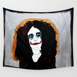 Black Dahlia Elisabeth Short Wall Tapestry